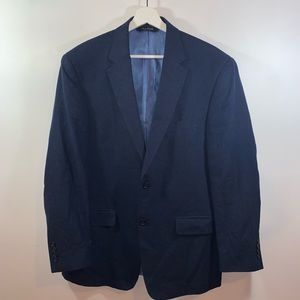 Jos. A. Bank 42R Wool Linen Tailored Fit Jacket